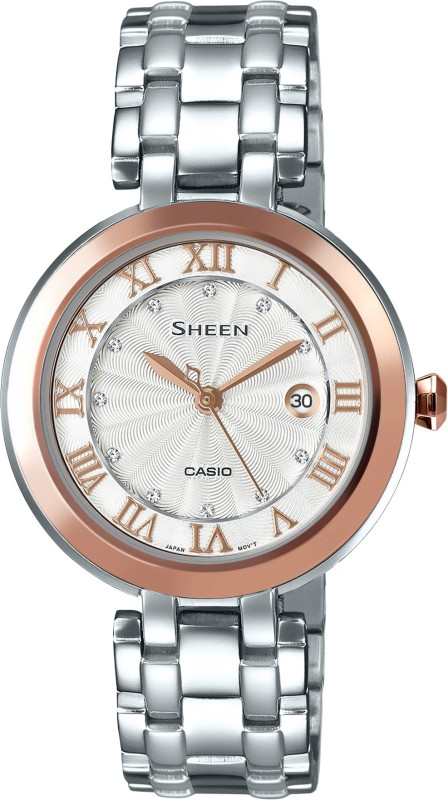 Casio SX173 Sheen Analog Watch For Women