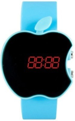 Bajaj Times Apple Led Digital Watch  - For Boys, Girls, Men
