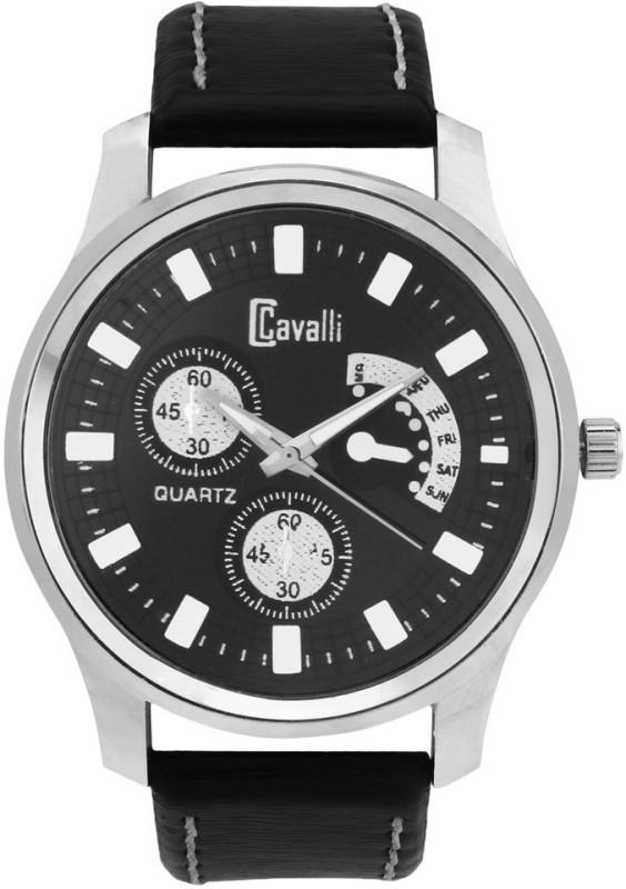 Cavalli CAV139 E Class Analog Watch For Men