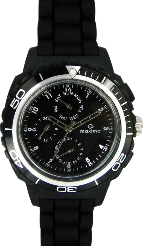 Maxima 30761PPGN Hybrid Analog Watch For Men