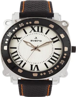 Aveiro AV113TL_WHT Analog Watch  - For Men