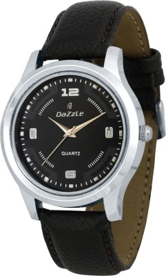 dazzle DL-GR1000-BLK-BLK Vox Analog Watch  - For Men