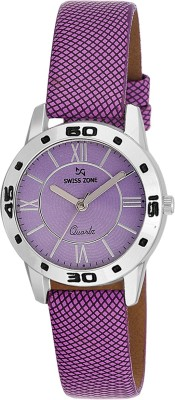Swiss Zone sz0227 Analog Watch  - For Women