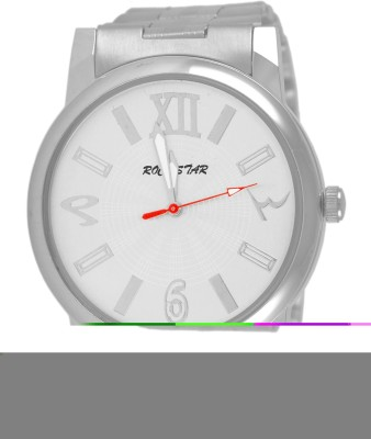 Rockstar R_011 Stainless Steel Analog Watch  - For Men