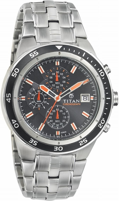 Titan NF9466KM05 Octane Analog Watch For Men WATDWGAHZQFK67ZR
