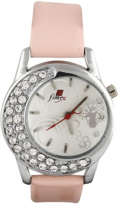 Fimex A-Fem_5 Femwa_1034 Analog Watch  - For Women