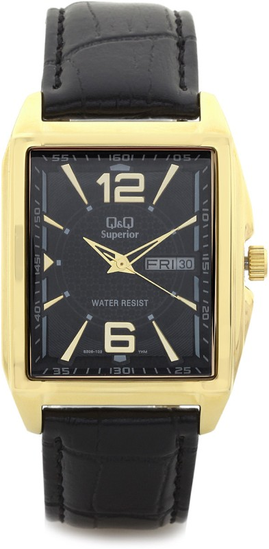 QQ S206 102Y Analog Watch For Men