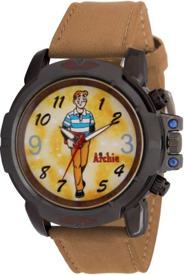 Archie ARH-001-YEL Analog Watch  - For Men