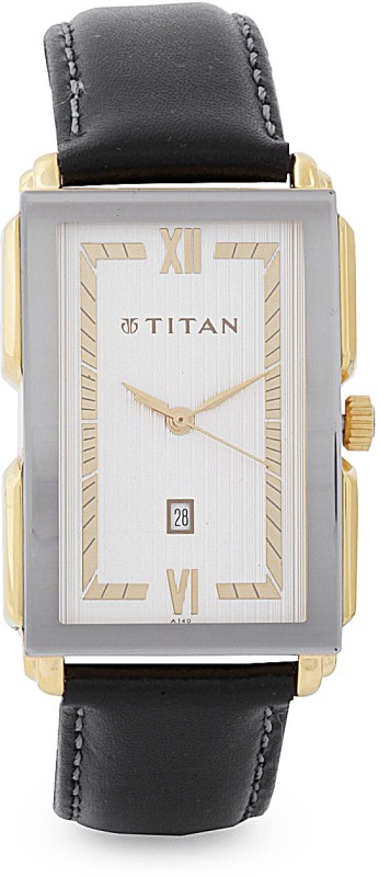 Titan NH1485YL01 Analog Watch For Men