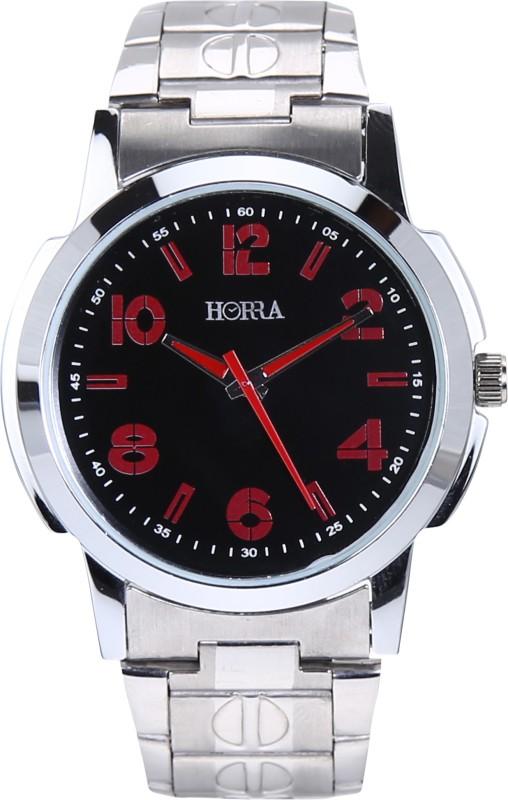 HORRA HR816MSSBK003 Analog Watch For Men