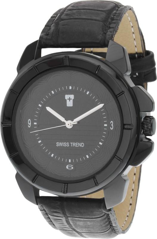 Swiss Trend ST2122 Designer Analog Watch For Men