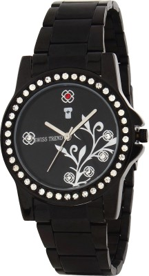 Swiss Trend Artshai1657 Designer Analog Watch  - For Women