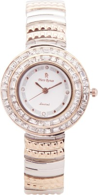 Piere Renee BT1171ROSEGOLD Analog Watch  - For Women