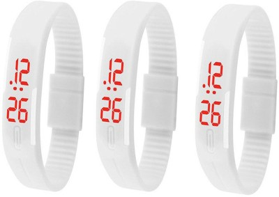 Fashion Hikes FH2549 Digital Watch  - For Boys, Men, Girls, Women, Couple