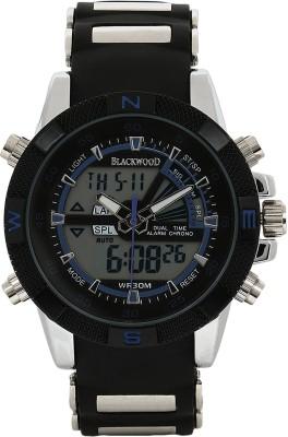 Blackwood Bw-Wad-Blu-Ss15-Av818 Aviator Analog-Digital Watch  - For Men