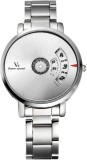 V6 Self Rotating Analog Watch  - For Men