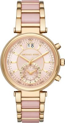 Michael Kors MK6360 Sawyer Analog Watch - For Women