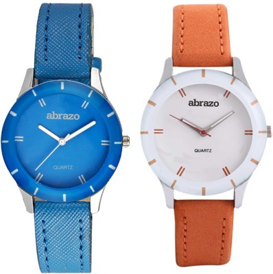abrazo COMBO_PLN_WHBU Analog Watch  - For Girls, Women