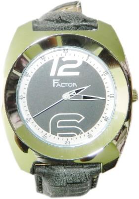 Factor FW002 Analog Watch  - For Men