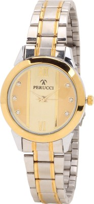 Perucci PC-801 Analog Watch  - For Women, Girls