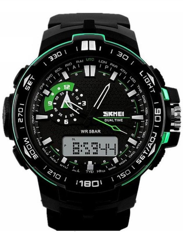Skmei 1081 Analog Digital Watch For Men WATEAZYV7HPQASHG