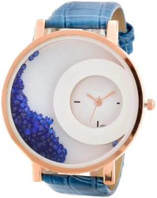 RTimes Mx Re Moving Beads Analog Watch  - For Women