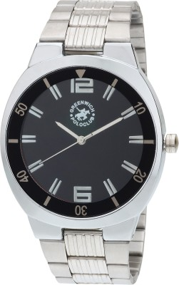 Greenwich Polo Club GN-163 Analog Watch  - For Men