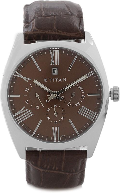Titan NH9476SL03J Analog Watch For Men