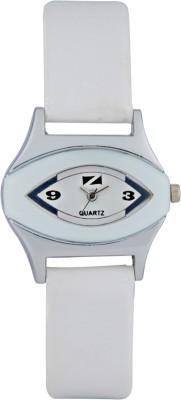 Zeus Z9060WhiteWhite Trendy Analog Watch  - For Women