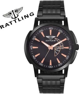 RATTLING IND-JR1401 Analog Watch  - For Men