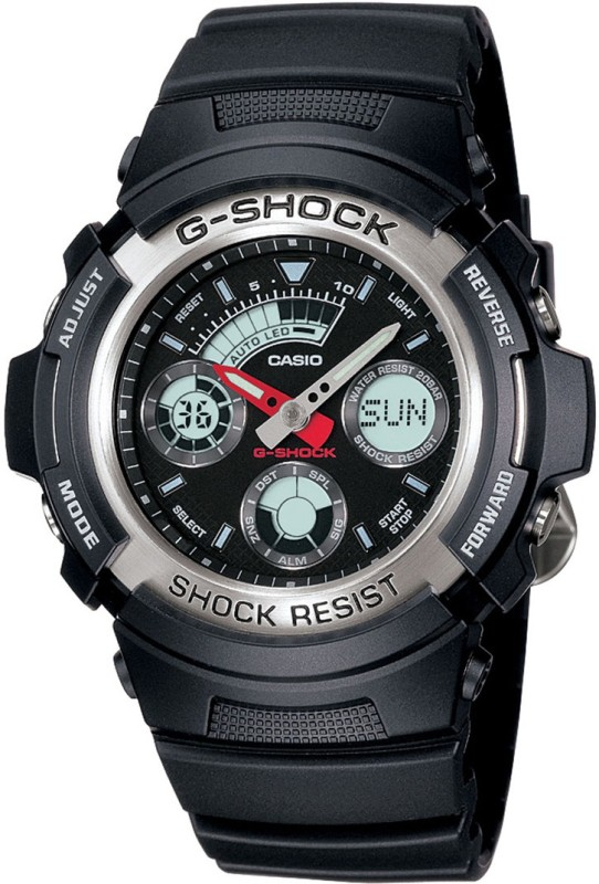 Casio G219 G Shock Analog Digital Watch For Men