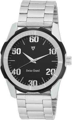 Swiss Grand SG-1069 Grand Analog Watch  - For Men