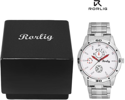 Rorlig RR-0023 Basics Analog Watch  - For Men, Boys