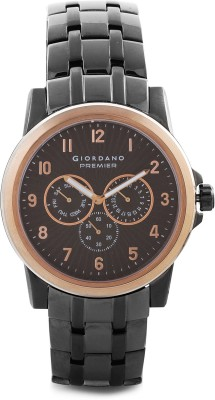 Giordano P124-33 Analog Watch  - For Men