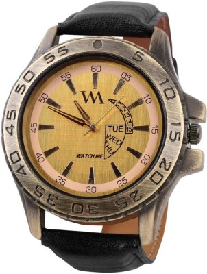 Watch Me WMAL-0088-Gx Watches Analog Watch  - For Men