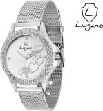 Lugano DE2022LG Analog Watch  - For Wome...
