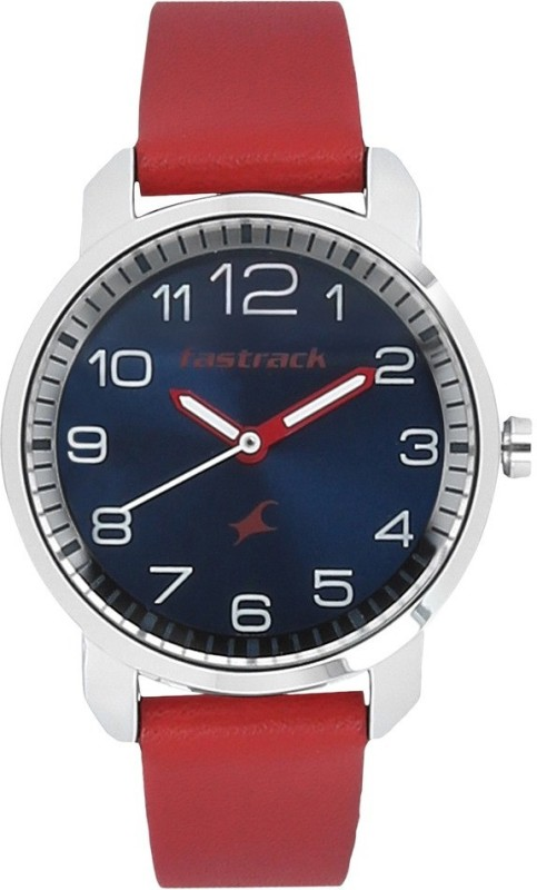 Fastrack 6111SL02C Analog Watch For Women