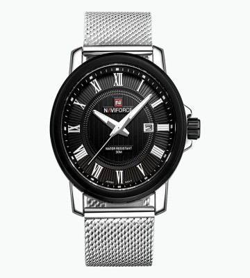 Naviforce W1210c Analog Watch  - For Men