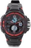 Sanda S7753RE Analog-Digital Watch  - Fo...