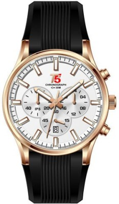 T5 Chronograph - H3379G-2 Analog Watch  - For Men