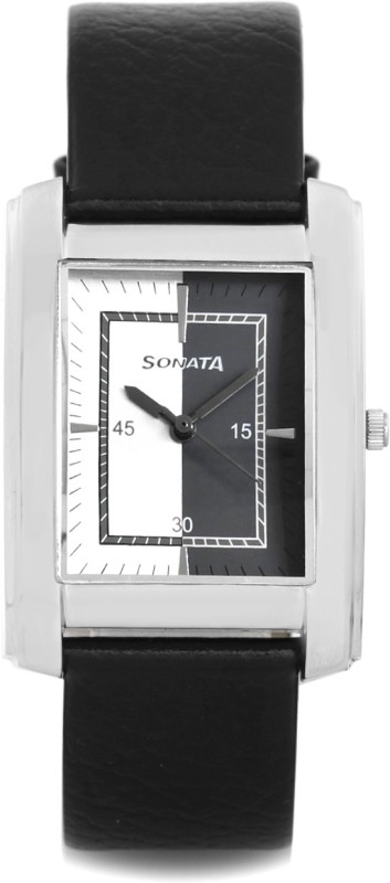 Sonata 7953SL05CJ Analog Watch For Men