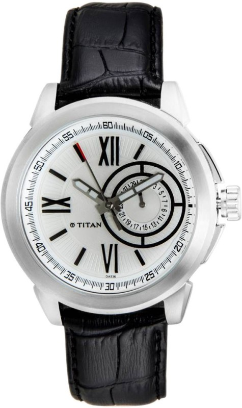 Titan ND9401SL01 Analog Watch For Men