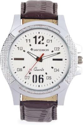 Davidson DN-138 Analog Watch - For Men