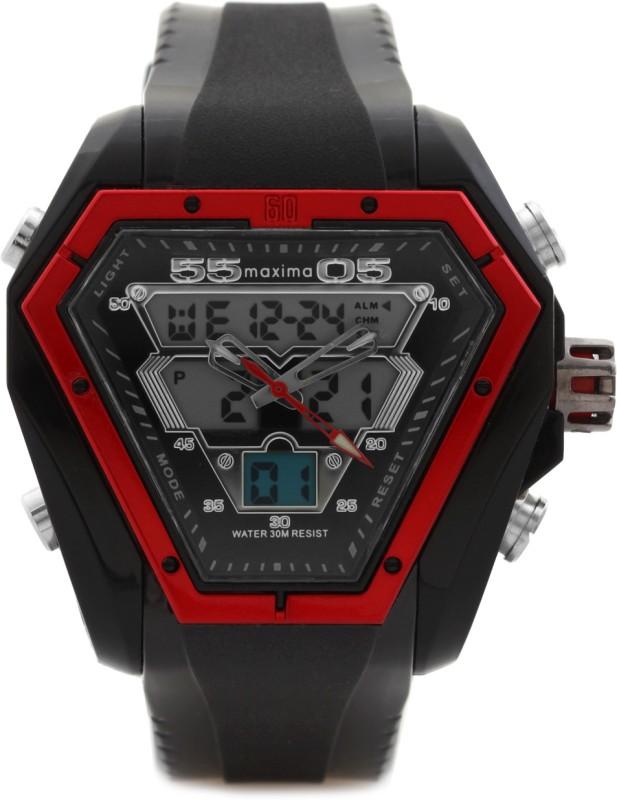 Maxima 28650PPAN Analog Digital Watch For Men