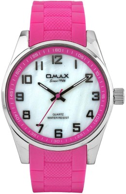 Omax TS397 Female Analog Watch  - For Women