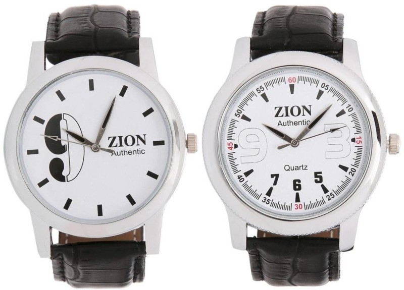 Zion 1042 Analog Watch For Men