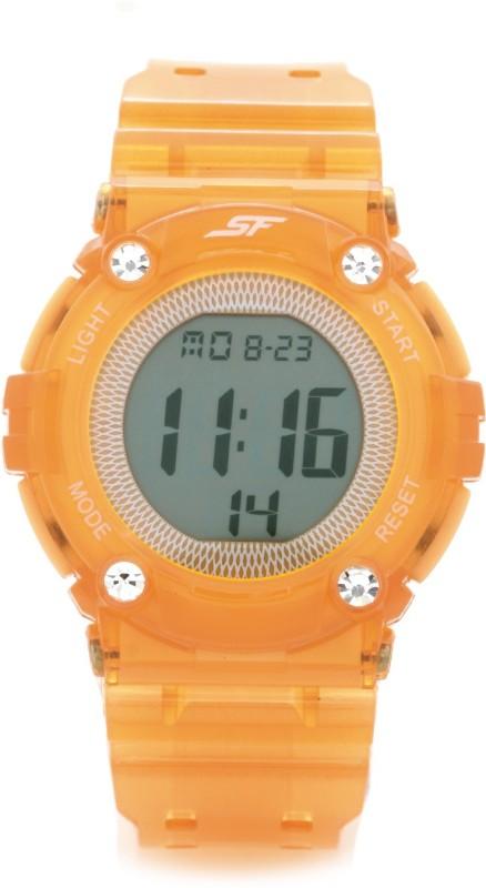 Sonata 77042pp07J Digital Watch For Women
