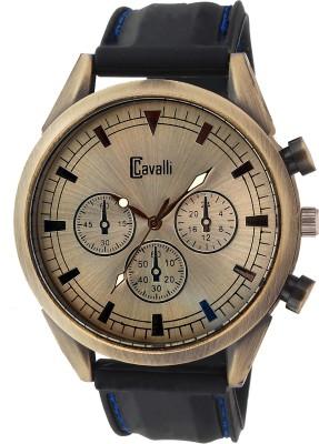 Cavalli CAV0068 Analog Watch  - For Men