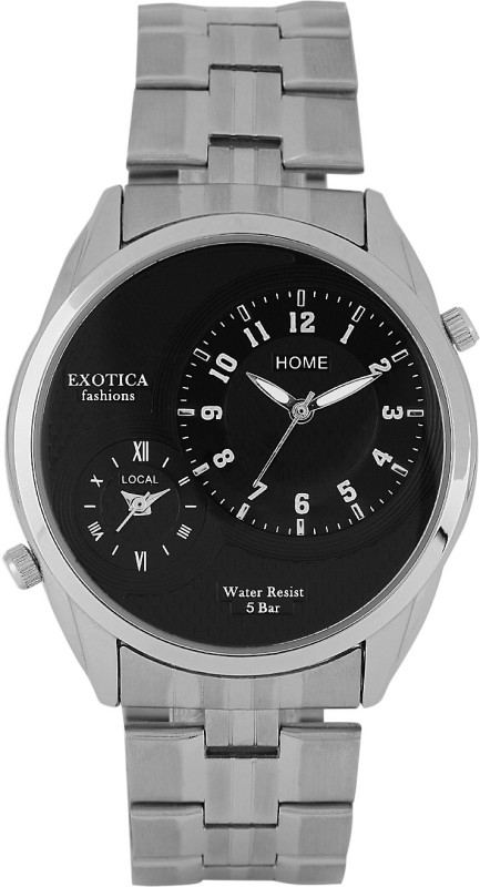 Exotica Fashions EF 72 Dual ST Basic Analog Watch For Men