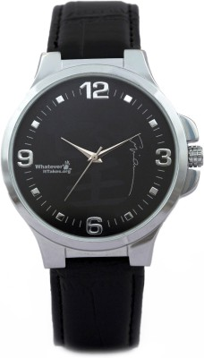 Whatever It Takes P5052 Signed Analog Watch  - For Men